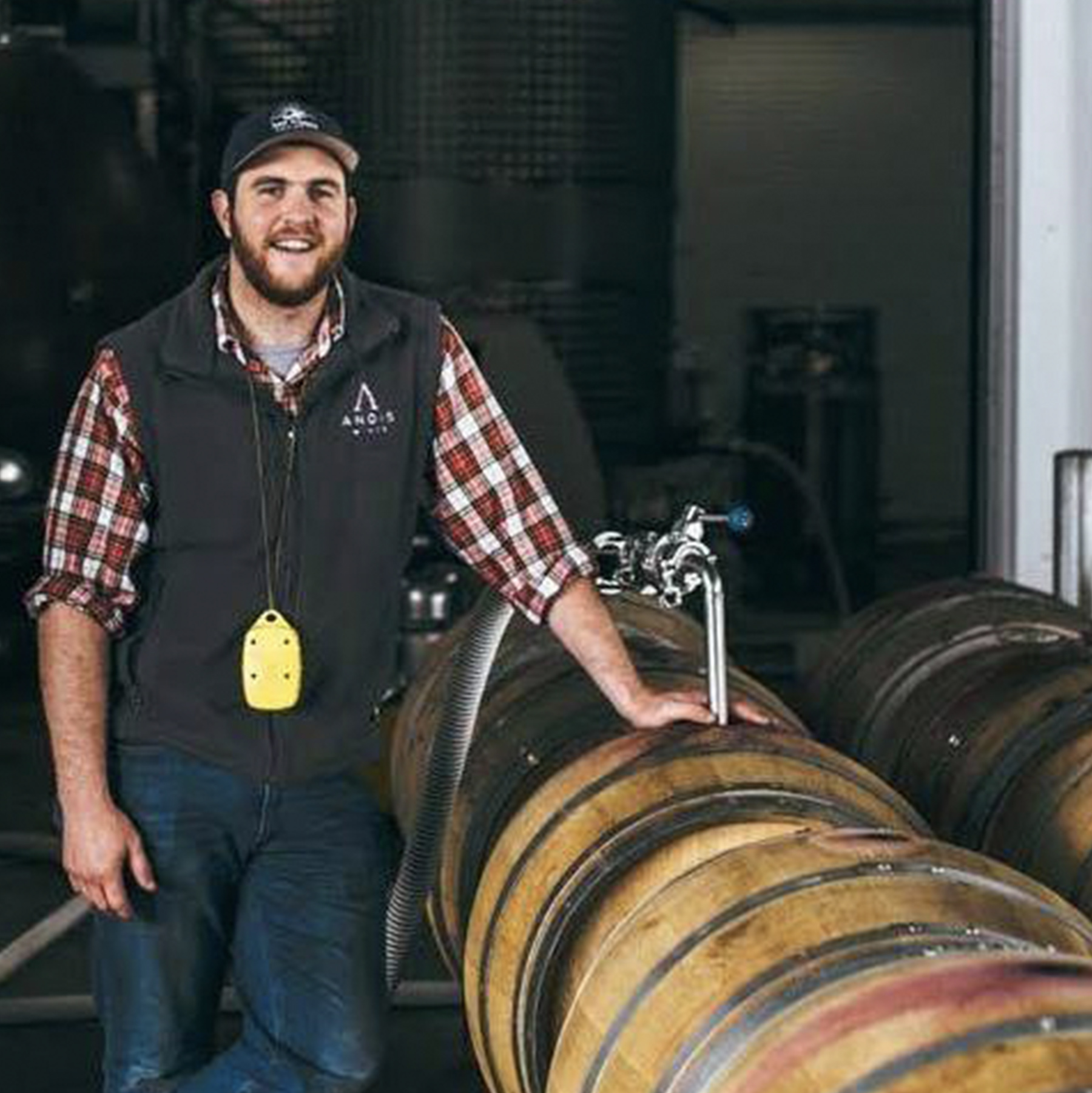 Eric Hildreth / Assistant Winemaker